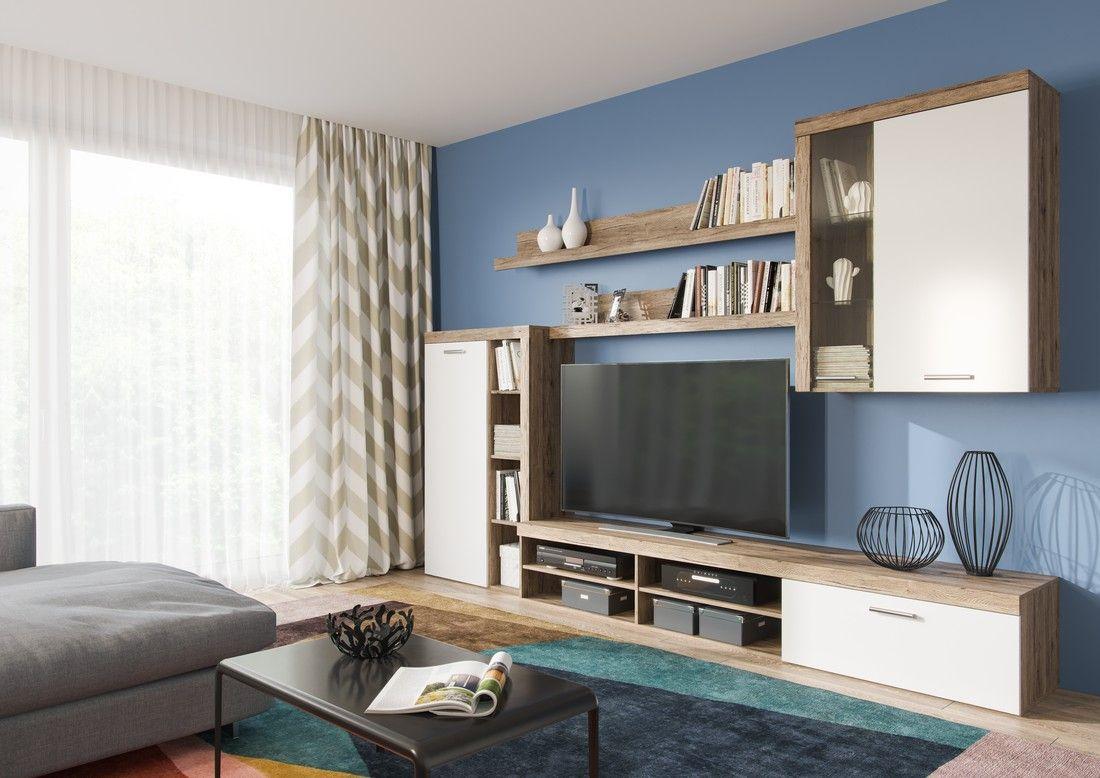мебель для гостиной от компании Black Red White